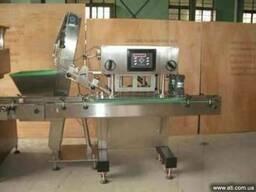 Автоматическая укупорочная машина линейного типа SGX-200