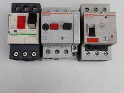 Автоматически выклюсатель защиты двигателя АВЗД-1, АВЗД-2 - фото 2