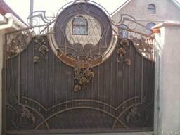 Автоматические,распашные,откатные ворота