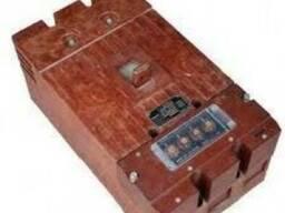 Автоматические выключатели А 3794 Автоматические выключатели