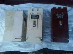 Автоматические выключатели А3776 БР-80а