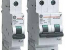 Автоматические выключатели серии G60 (6 kA) General Electric