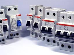 Автоматические выключатели, устройства защитного отключения