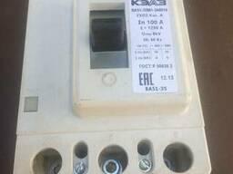 Автоматические выключатели ВА 5135 100А