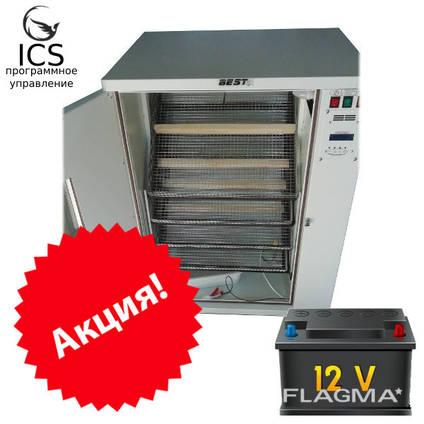 Автоматический инкубатор для яиц BEST – 500 АКБ