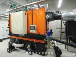 Водогрейный Пеллетный Котел Liberator Pro 800 кВт автомат