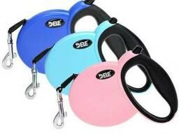 Автоматический поводок рулетка для домашних питомцев DELE
