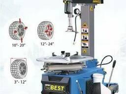 Автоматический шиномонтажный станок Best T624 10-24 220/380