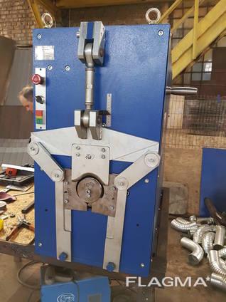Автоматический станок для изготовление гофроколена СГ-1А