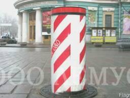 Автоматический столбик с функцией погружения Киев