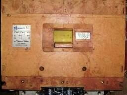 Автоматический выключатель А3716, А3726, А3796, А3134, А3144