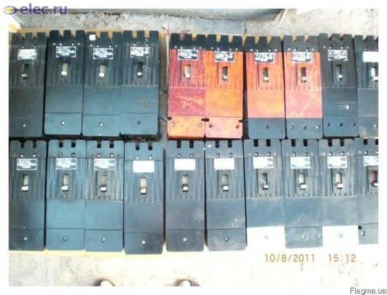 Автоматический выключатель АЕ-3124 100А
