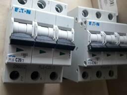 Автоматический выключатель C PL-6 6кА 3-полюсный Eaton (