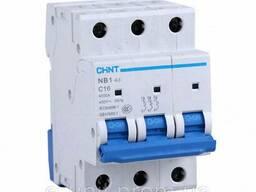 Автоматический выключатель, электрический автомат NB1-63Н 3P С32 10kA, 179873