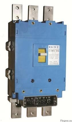Автоматический выключатель ВА 55-41 334710 КЕАЗ