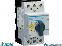Автоматический выключатель защиты двигателя 1,6-2,4A 2,5M...