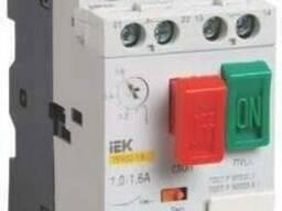 Автоматический выключатель защиты двигателя Харьков