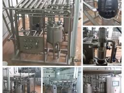 Автоматичні пастеризаційно-охолоджувальні установки 25000 л/г