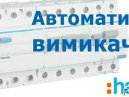 Автоматичний вимикач 1P 6kA B-10A 1M, выключатель MB110A
