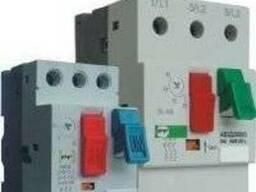 Автоматичний вимикач захисту двигуна АВЗД 2000/3 -1 Д 1,6