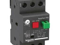Автоматы защиты двигателя серии TVS от Schneider electric
