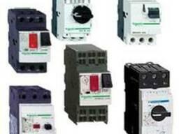 Автоматы защиты двигателя торговой марки Schneider Electric