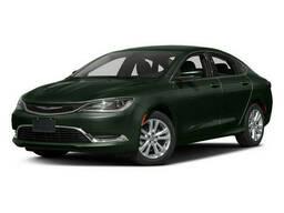 Автомобиль 2015 Chrysler 200 Limited 2. 4 л. USA
