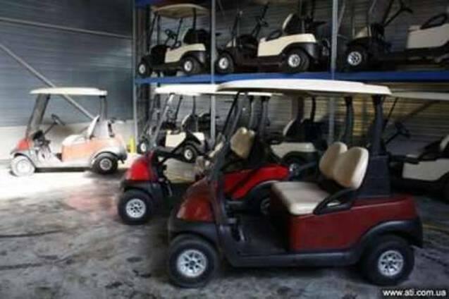 Автомобиль для гольфа