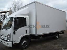 Автомобиль грузовой ISUZU NPR 75L-K/M промтоварный фургон