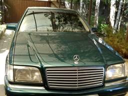 Автомобиль Mercedes-benz S320