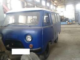 Автомобиль УАЗ-3303 микроавтобус 1989г, рабочий 100%, полны