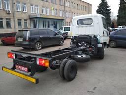 Автомобіль вантажний Hyundai HD-35 шасі