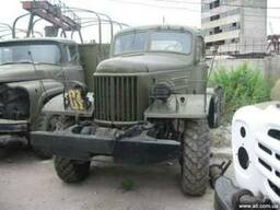 Автомобиль ЗИЛ 157