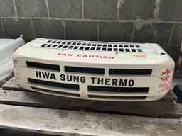 Автомобільна холодильна установка (HWA SUNG THERMO) HT-100 II