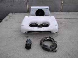 Автомобильная Холодильная установка, Рефрижератор Hubbard 390