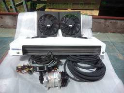 Автомобильная Холодильная установка, Рефрижератор Webasto