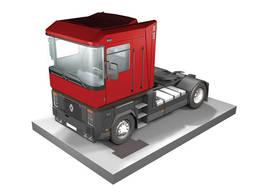 Автомобільні ваги осьового навантаження AR 30 тонн
