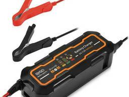 Автомобильное зарядное устройство Merlion- BYGD 6V/12V 3А, c индикацией, AC 200V-240V. ..