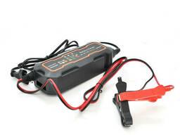 Автомобильное зарядное устройство Merlion-BYGD 6V/12V 5А, c индикацией, AC 200V-240V. ..