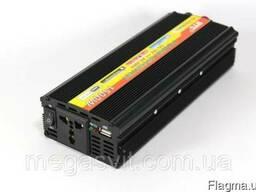 Автомобильный инвертор, преобразователь AC/DC 1500W