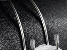Автомобильный металлический держатель крючок вешалка для подголовника автомобиля