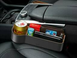 Автомобильный органайзер между сидениями Baseus Elegant Car Storage Box (Crcwh-01)