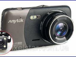 Автомобильный видеорегистратор Full HD Anytek В50Н на 2. ..