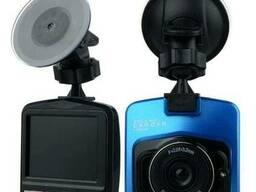 Автомобильный видеорегистратор SJcam HD 720P Синий (100310)