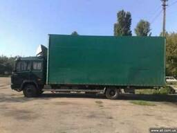 Автомобильные грузоперевозки Украина-Киев-Cумы обл.