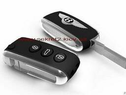 Автомобильные ключи с иммобилайзером