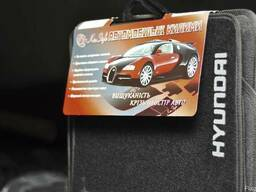 Автомобильные коврики на Hyundai Accent , Elantra , I-30 ,