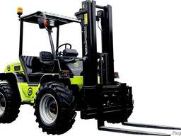 Автонавантажувач всюдихідний Agrimac TH 350
