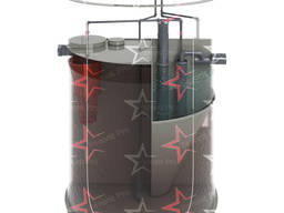 Автономная канализация, биоочистка сточных вод 1800 л/сутки