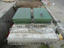 Автономная канализация для коттеджа, очистные сооружения
